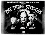THREE STOOGES - 376 - publicity photo