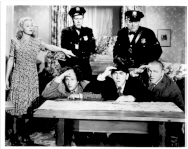 THE THREE STOOGES - 376C - Police