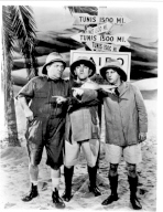 THE THREE STOOGES - 376E - Which way?